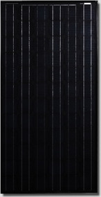 Canadian Solar All-black CS5A-180 Watt Solar Panel Module image