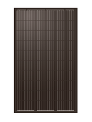 Dehui DH-60M Black 300Watt Solar Panel Module