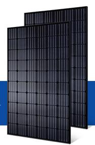 Hyundai HiS-S290RG(BK) 290W Solar Panel Module
