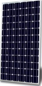 ECSOLAR ECS-180 Watt Solar Panel Module image