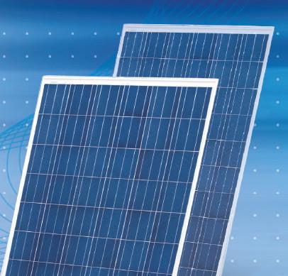 EGING PV EG P60-C 235 Watt Solar Panel Module image