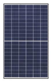 REC 290 TwinPeak 2 BLK 290W Solar Panel Module