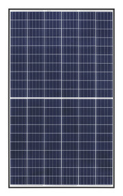 REC 295 TwinPeak 2 BLK 295W Solar Panel Module