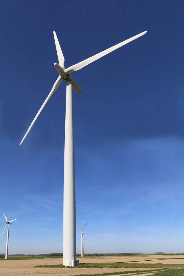 An Bonus Siemens 1 3 Mw 62 Wind Turbine