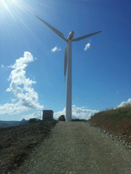 Nordtank 450 Wind Turbine