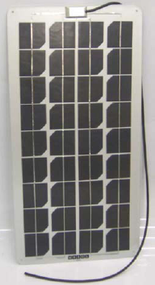 GB-Sol GBS Flexi 35 Watt Solar Panel Module (Discontinued)
