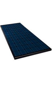 Luxor Solar GmbH ECO LINE FULL BLACK M72/200W (FS35) 200W Solar Panel Module