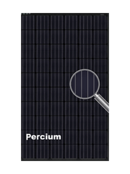 JA Solar JAM6-K-BK-60-295-PR-F35 295W Mono Percium All Black Solar Panel Module