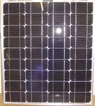 GB-Sol GBS70 Watt Solar Panel Module image