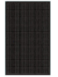 JA Solar JAM60S02-280-SC-AB 280W Mono 5BB Cypress All Black Solar Panel Module