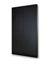Viridian Clearline VIR-PV16-300 300W Mono All Black BIPV Solar Panel Module