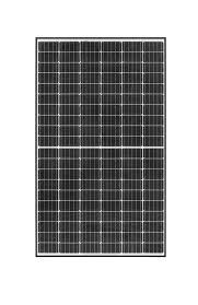 REC Twinpeak 2 Mono 315 Solar Panel (38mm Black Frame, White Back Sheet)
