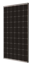 JA Solar 315W Mono Percium 5BB Black Frame Panel