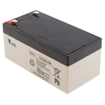 Yucel 2.8Ah 12V Lead Acid Battery 134 x 67 x 64mm
