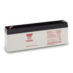12V 2.3Ah Lead Acid Battery 178 x 34 x 64mm