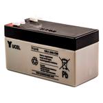 Yucel 1.2Ah 12V Lead Acid Battery 97 x 48 x 52mm