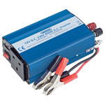 400W 12V DC to AC Inverter Blue