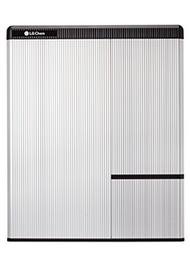 LG Chem 10kWh HV Li Battery - SMA CAN bus (400V BMS)