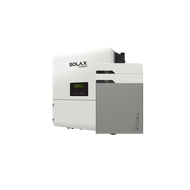 SolaX HV Single Phase X1 Gen3 Hybrid Inverter, 3.7 kW + 2 x Triple Power 6.3 kWh Battery