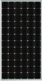 Himin Clean Energy HG-190S 190 Watt Solar Panel Module (Discontinued)