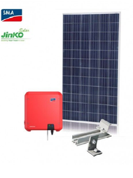 GRID TIED 4.5KW DIY SOLAR KIT WITH SMA AND JINKO SOLAR PANELS