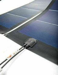 Unisolar Flexopower namib 79W Rollable Flexible thin film solar panel amorphous