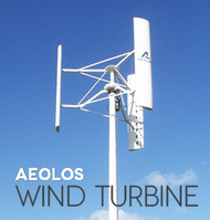 Aeolos Aeolos-V (Grid-On) 10kW 10kW Wind Turbine