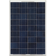Vikram Solar Panel - New A Grade - Small Size To Fit Small Spaces On Van 12V 100Ws And Boats