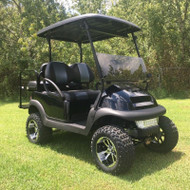 Lifted Club Car Precedent Golf Cart - 48 Volt Electric