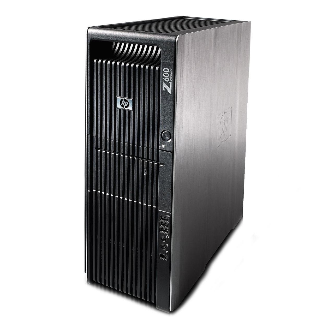 HP Z600 Workstation - front right view