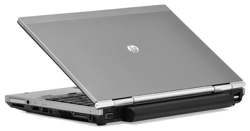 Hp Elitebook 2560p ( Closed view)