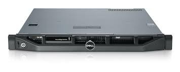 DELL PowerEdge R210 II Refurbished Server - Front View