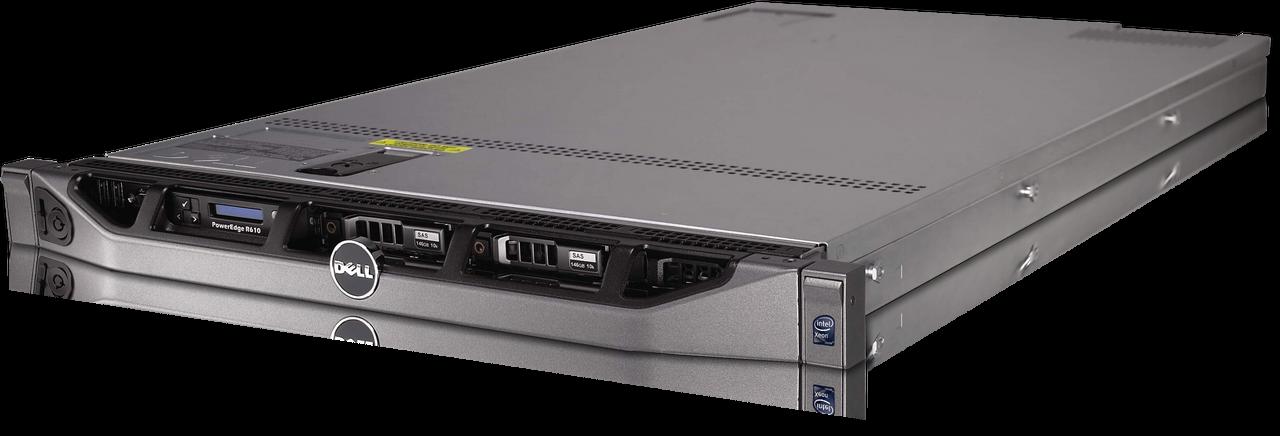 DELL PowerEdge R430 - Dual Hex Core Intel Xeon E5-2609 v3 CPU - 10 Bay -  48GB DDR4