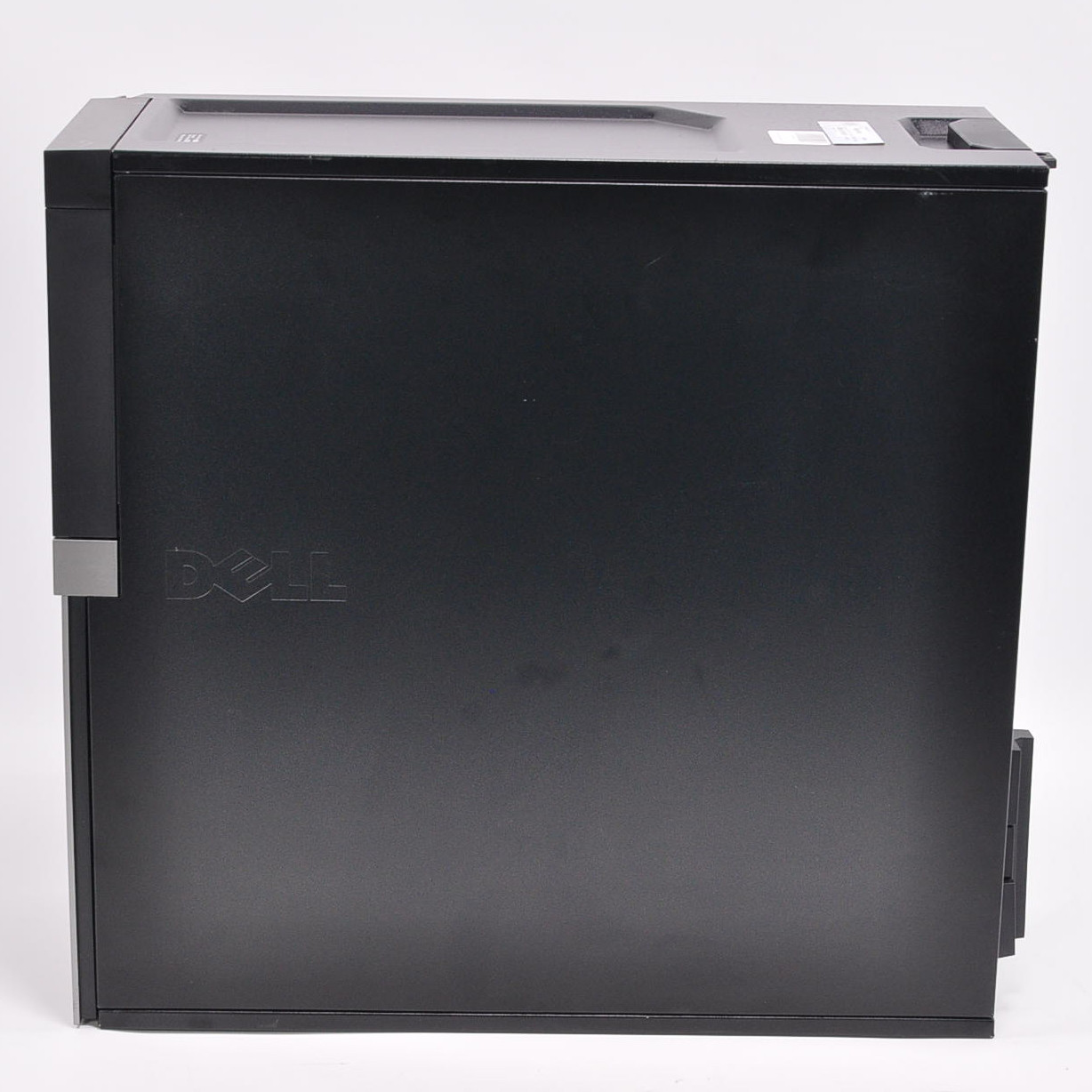 Refurbished Dell optiplex 980 Mini Tower - Side case view