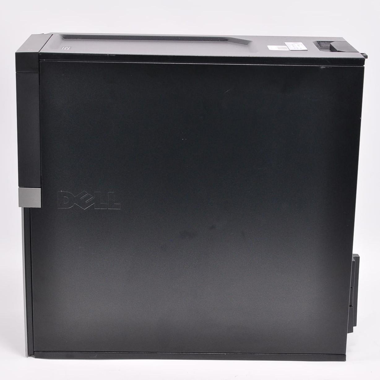 Refurbished Dell optiplex 980 Mini Tower - Side case view