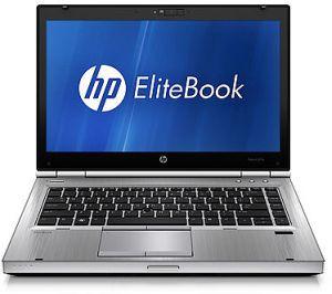 HP Elitebook 8470p Display View