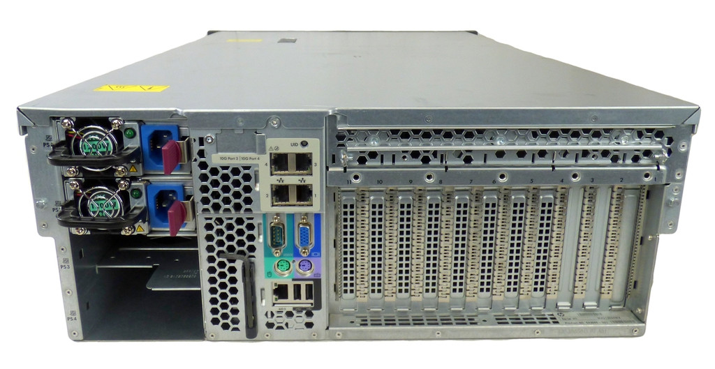 Hp Proliant Dl580 G7 2u Rackmount Server Hex Core E7540