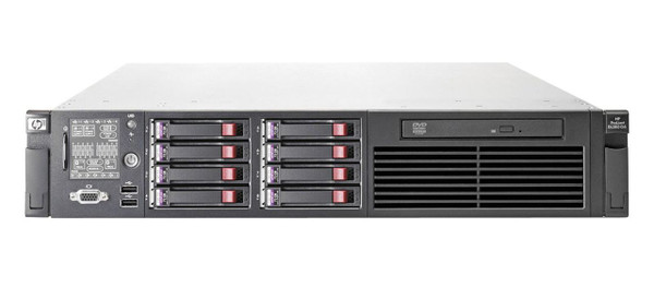 HP PROLIANT DL360 G6 (CTO) RACK SERVER 494329-B21 - front view