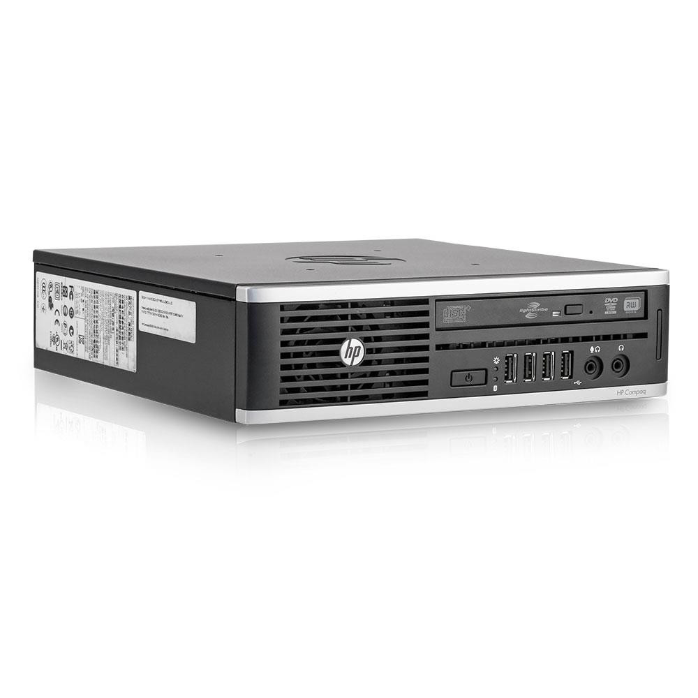 Hp Elite USDT 8200 computer - front view