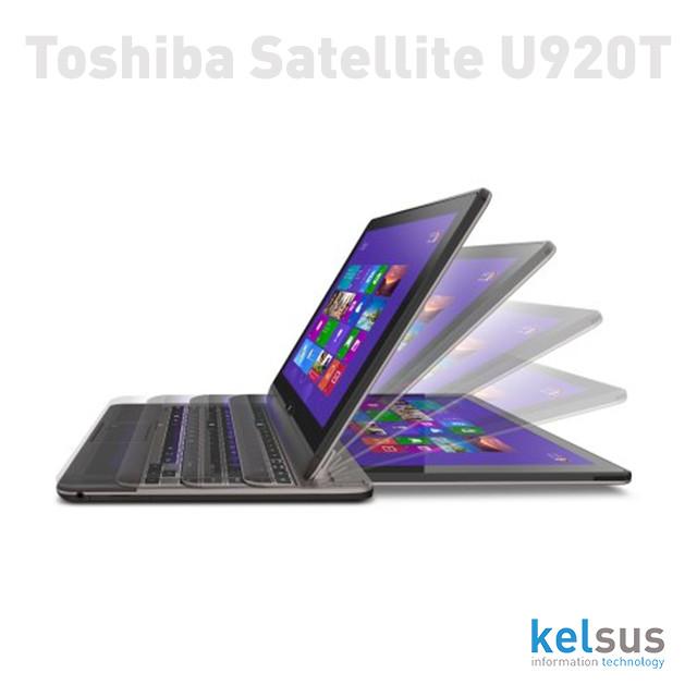 Toshiba Satellite U920T-F System 64 BIT