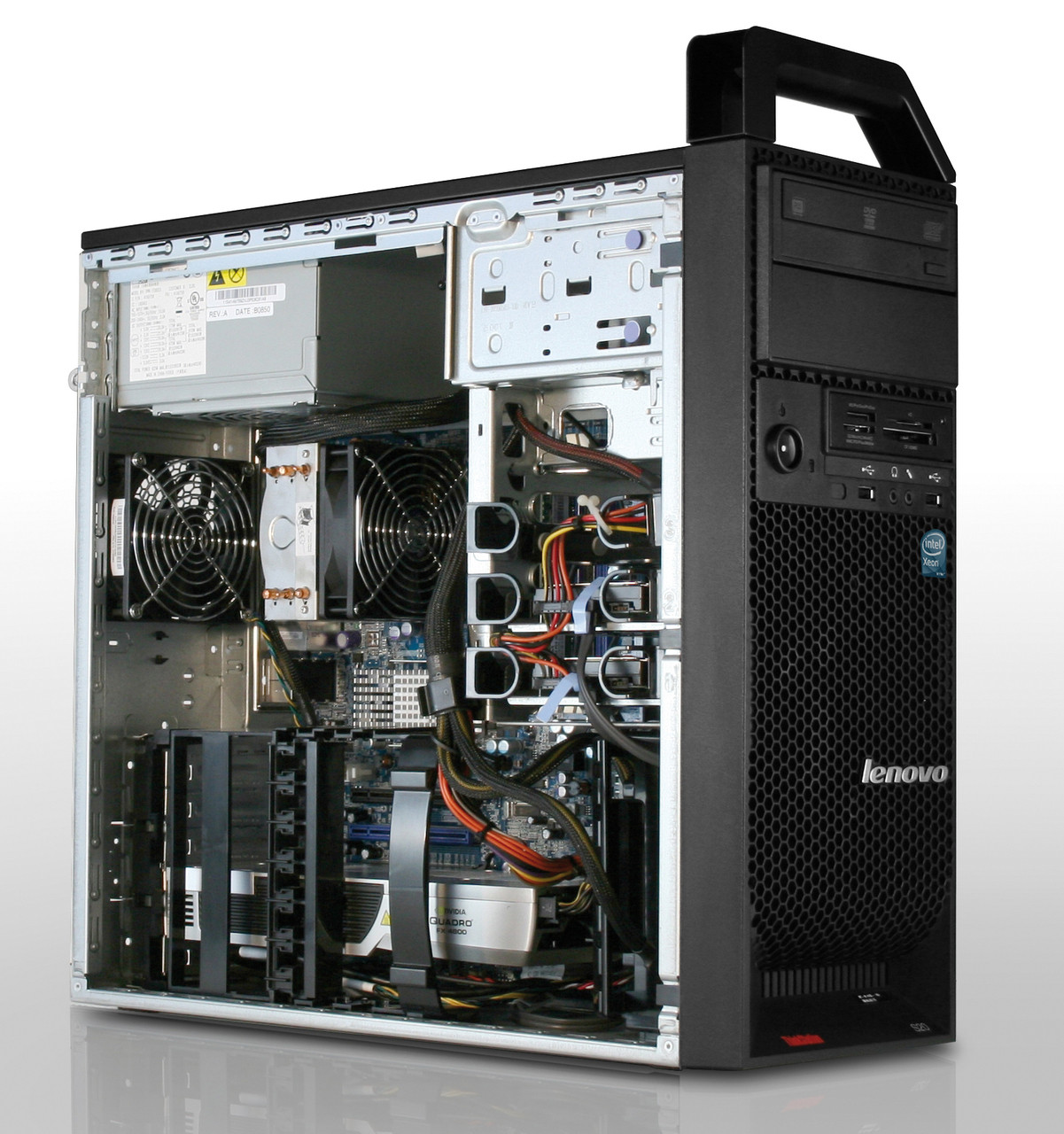 Lenovo ThinkStation D20 Broadcom LAN Drivers