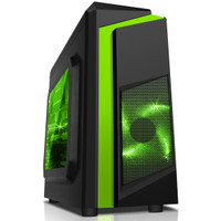 F3 Green Gaming PC