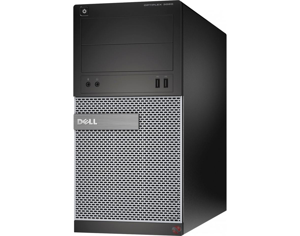 Dell Optiplex 3020 Minitower - Front View 2