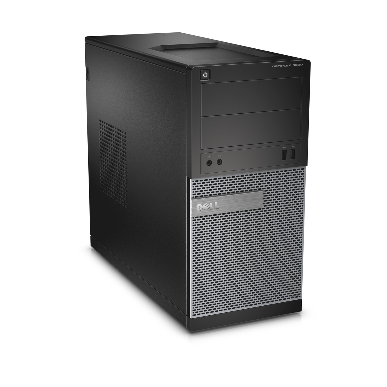 Dell Optiplex 3020 Minitower - Front View 3