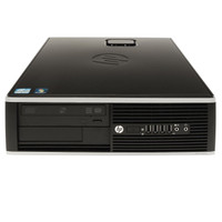 HP Compaq Elite 8100 SFF - Top Display