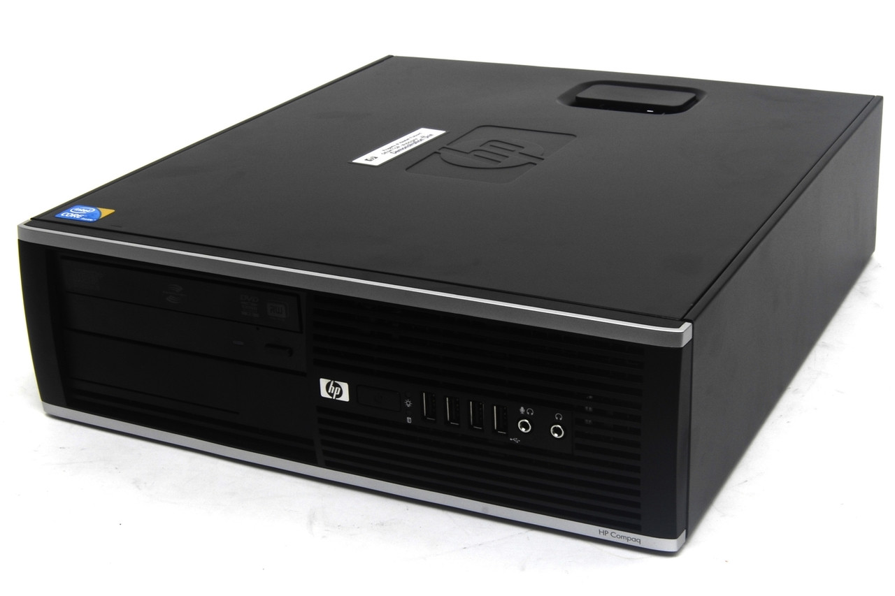 HP Compaq Elite 8100 SFF - Front Display