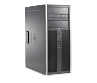 HP Elite 8200  - front view