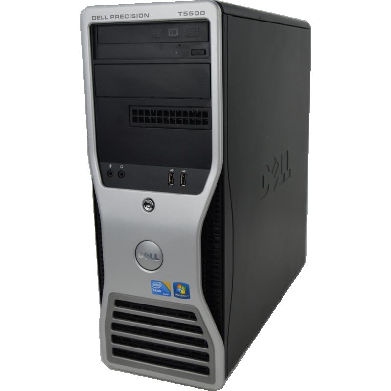 Dell Precision WorkStation T5500 nVidia Quadro FX1800 Display Drivers PC