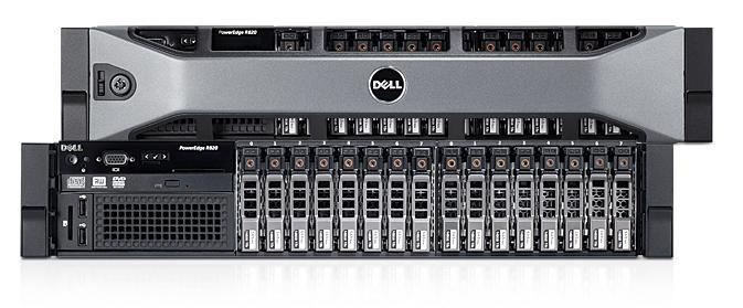 DELL PowerEdge R820 - Single CPU (CTO)