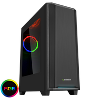 KelsusIT California RGB Gaming PC (Configure to Order)
